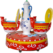 Coffee Cup Carousel