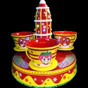 Sweet Cup Carousel