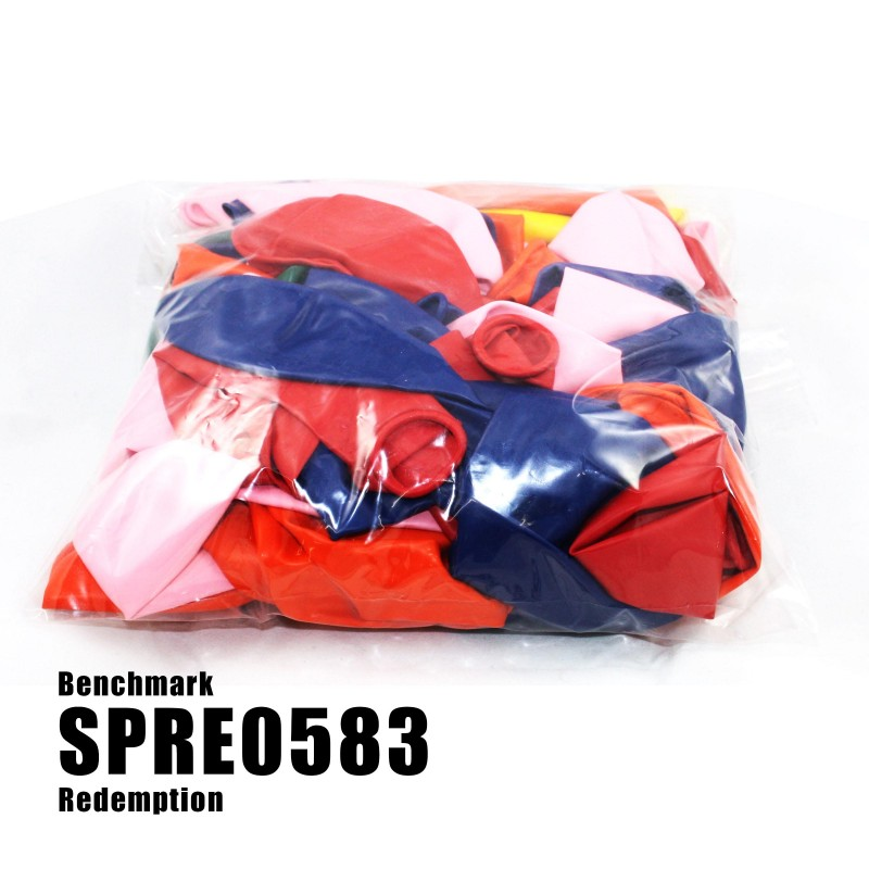 Bag of 50 Balloons for Pop It And Win / Explosive